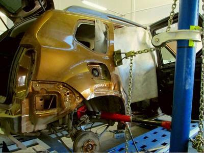 Кузовной ремонт Самаре - Автобокс 63